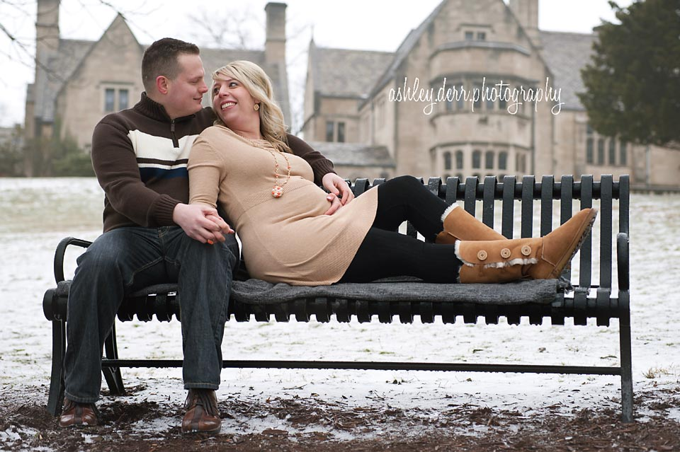 Pittsburgh pregnancy photography