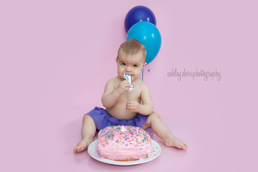 First birthday photography pittsburgh