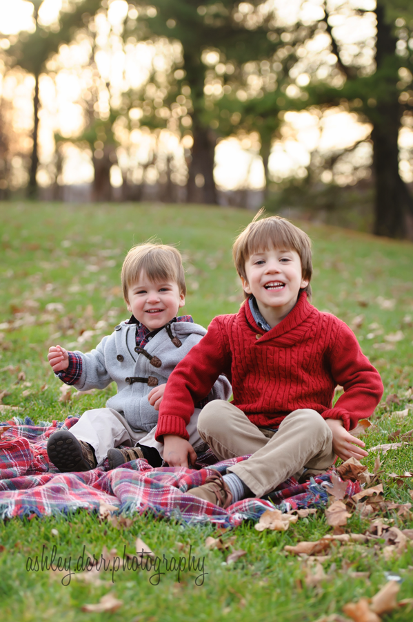 best outdoor family photography in pittsburgh
