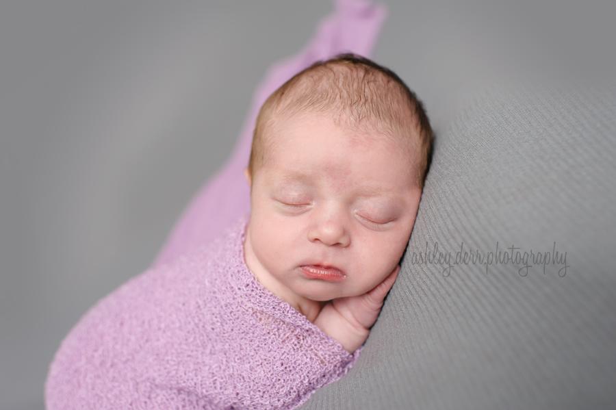 baby girl newborn photography pittsburgh