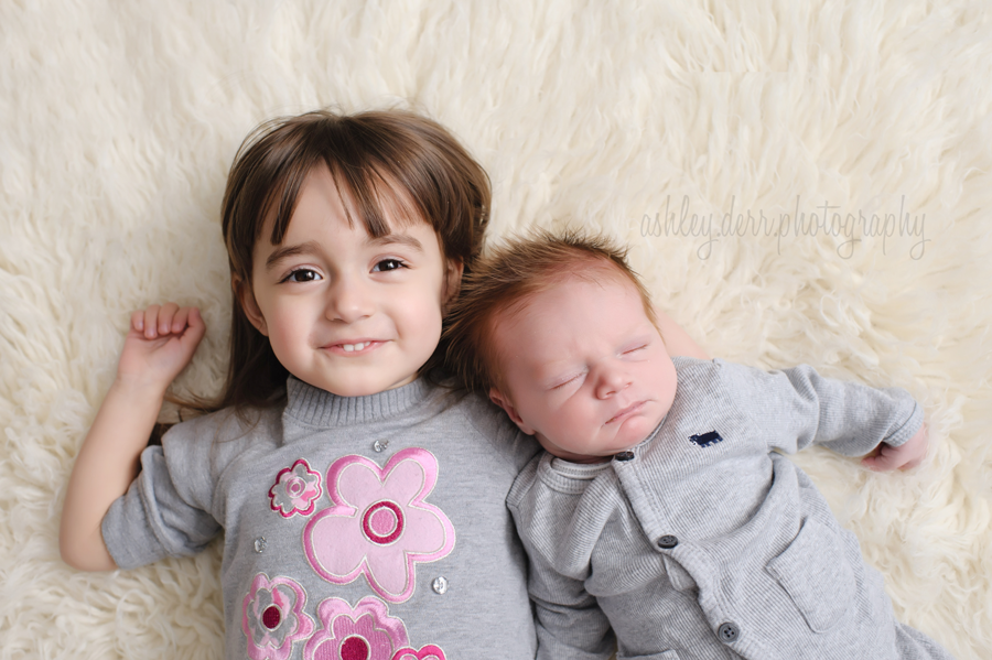sibling baby pictures pittsburgh