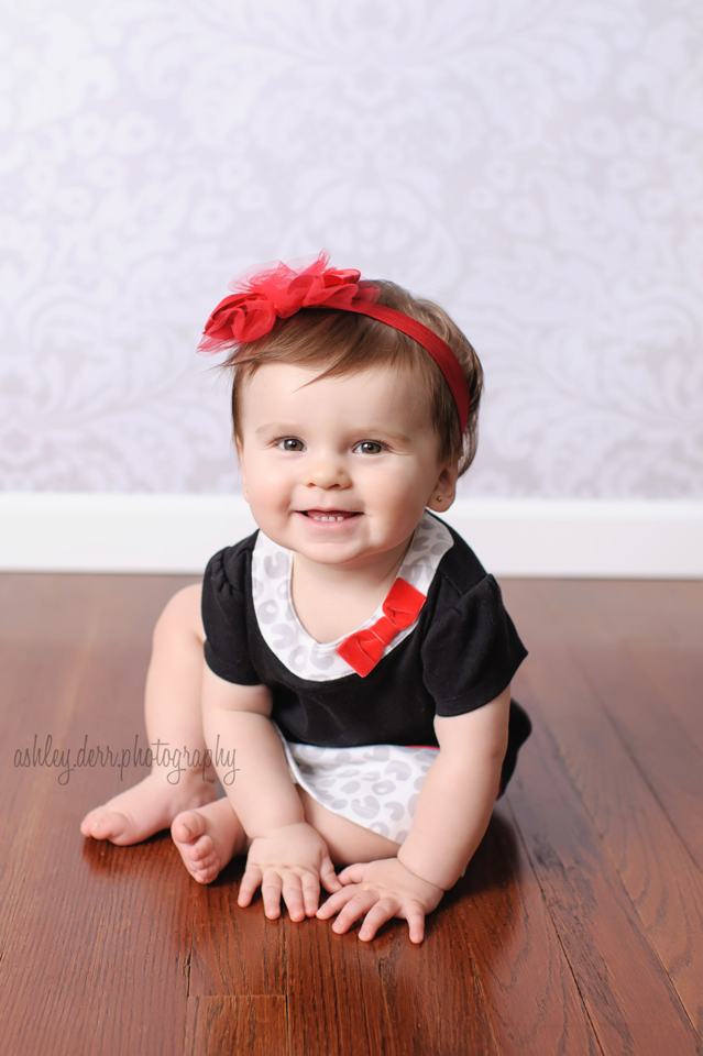 pittsburgh first birthday girl pictures
