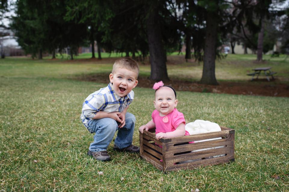 burgettstown pa baby child photographer