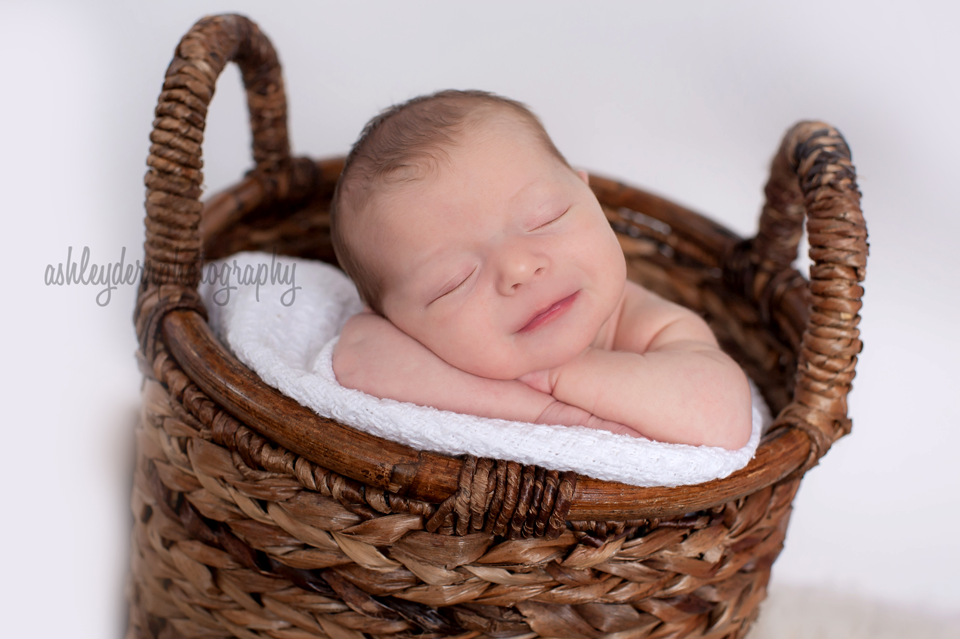 pittsburgh infant baby photography