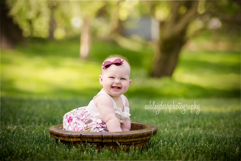 western pa eastern ohio fat baby photographer