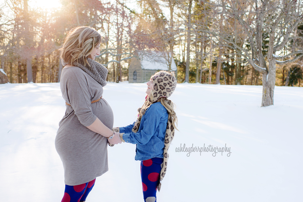 pittsburgh pa pregnancy family photography