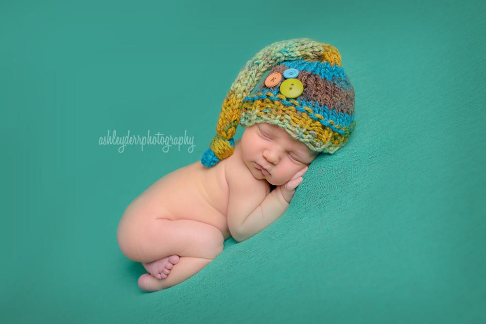 newborn baby boy portrait photography pittsburgh