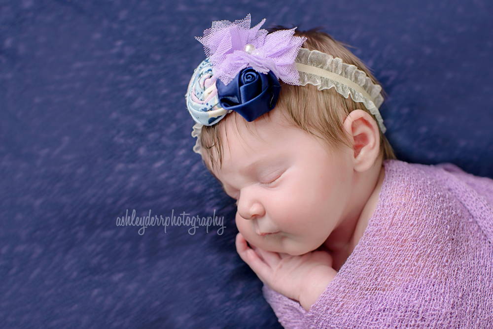 newborn infant photographer western pa