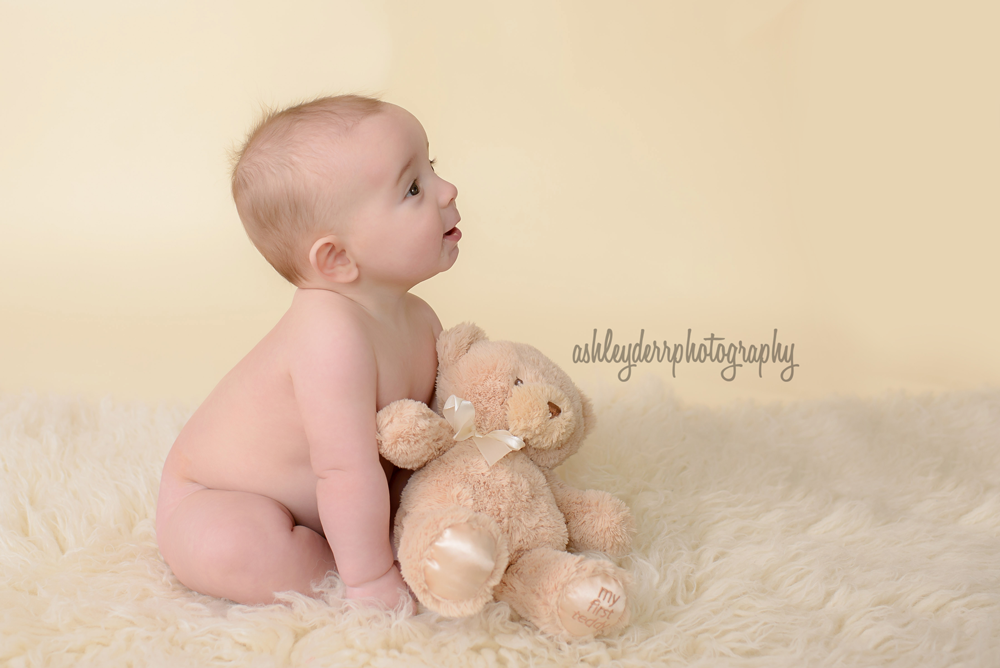 six month baby boy photography session pittsburgh