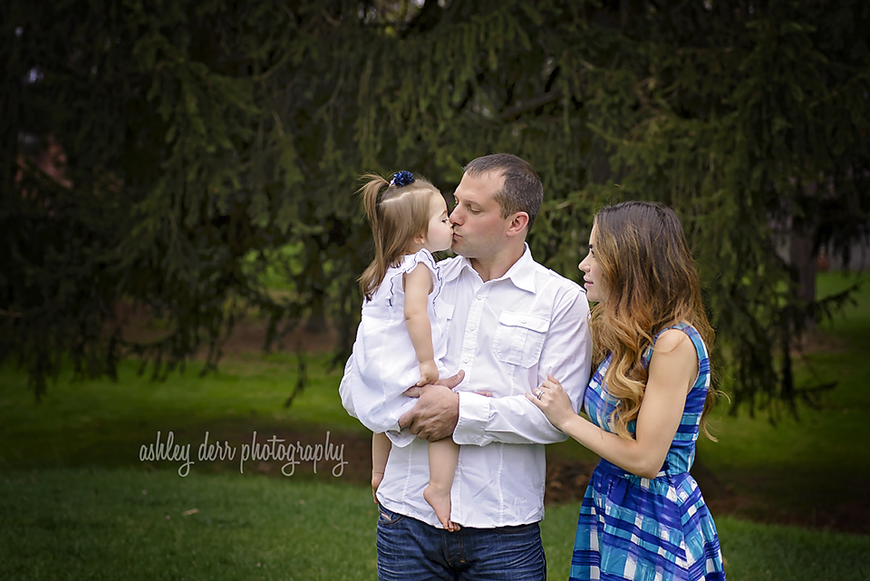 pittsburgh pa family spring portrait photography