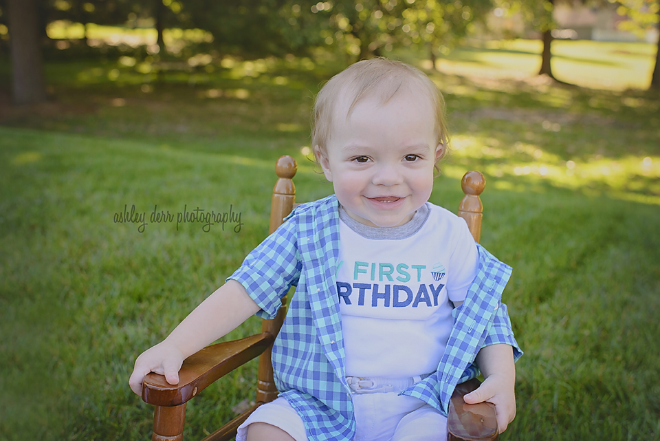 pittsburgh first birthday cake smash photography
