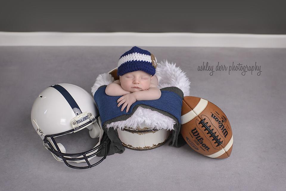 professional newborn baby photographer pittsburgh pa