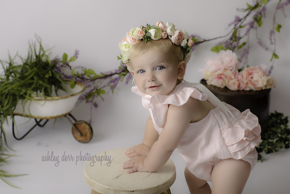 pittsburgh children photographer first birthday